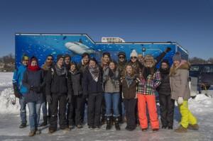 Zeitung Icefishing klein